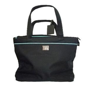 🎀 3/$25 NWOT Liz Claiborne Canvas Travel Tote Bag